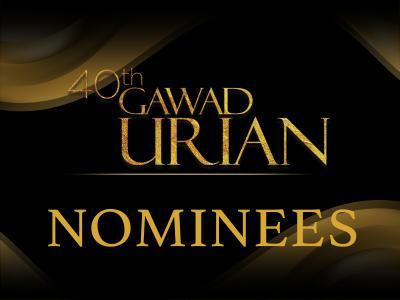 40th Gawad Urian Nominees