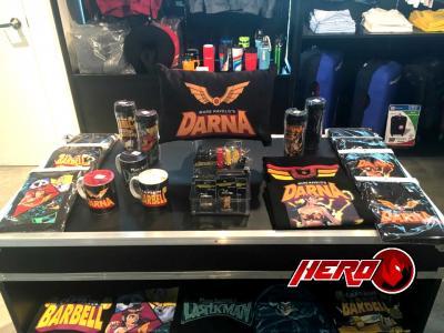Collect Darna, Captain Barbel & Lastikman merchandises