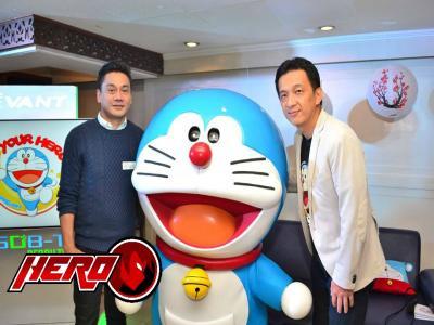 Doraemon to visit schools in the metro.
