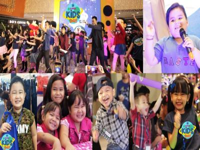 Here are the activities for SM Kids' Month