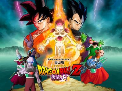 Trivia about  'Dragon Ball Z: Resurrection F'