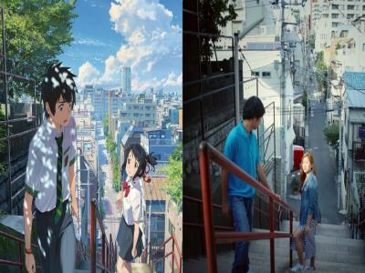 Anime shows recreated