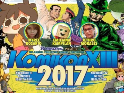 Komikon 2017