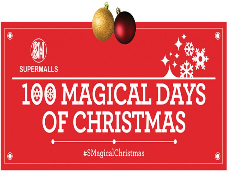 Magical season of Christmas awaits SM shoppers