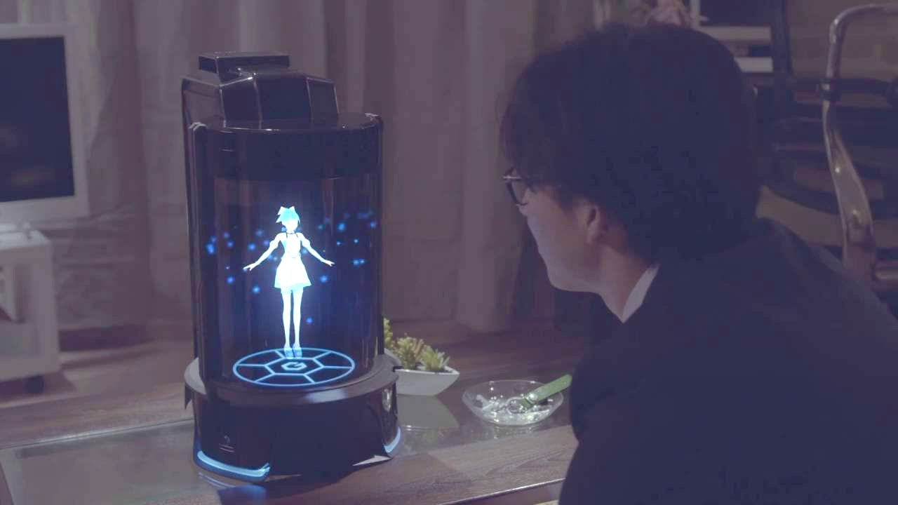 Get to know the avatar Hikari.